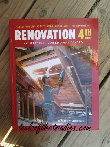 Renovation 4th Edition Completely Revised and Updated Tools of the Tradies 1