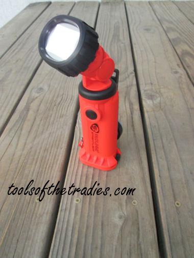 Streamlight 90744 Knucklehead Spot Alkaline Light Orange Tools of the Tradies 1