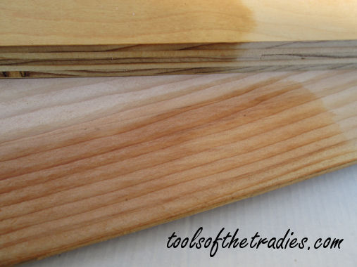 Real Milk Paint Tung Oil Tools of the Tradies 2