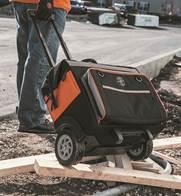 Klein Tradesman Pro Organizer Rolling Tool Bag