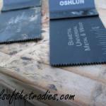 OSHLUN MMC-0110 Tools of the Tradies 4