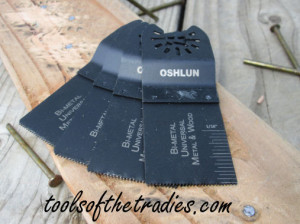 OSHLUN MMC-0110 Tools of the Tradies 6