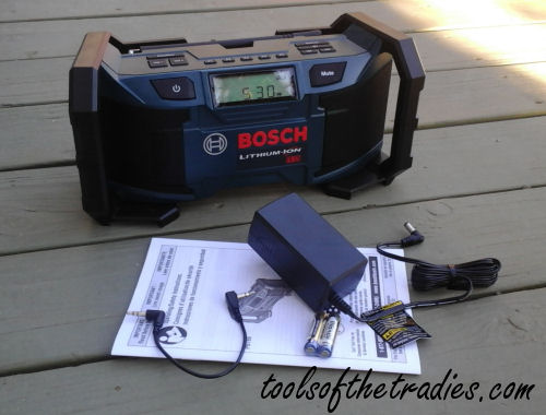 Bosch PB180 18V Stereo Tools of the Tradies 1