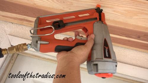 Paslode T250A 16-Gauge Pneumatic Angled Finish Nailer