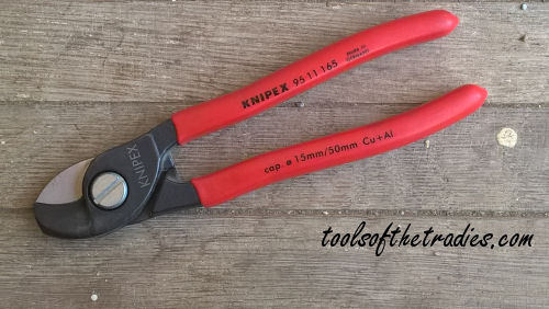 KNIPEX 95 11 165 Cable Shears